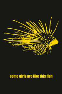 Some girls are like this fish von nukem-empire