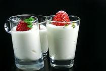 Joghurt mit frischen Beeren von lizcollet