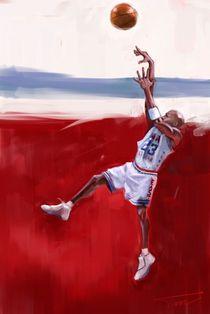 Jordan Painting von Timm Meyer