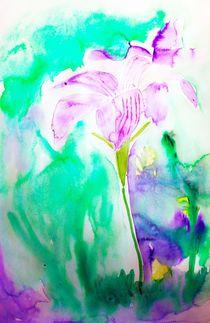 bell flowerss by Maria-Anna  Ziehr