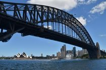 Sydney - Harbour Bridge by usaexplorer