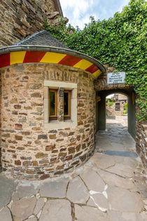 Burg Thurant - Wärterhäuschen von Erhard Hess