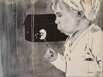 Pusteblume von Julia Ulrich