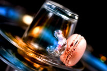 Espresso Time With Macarons III by lizcollet