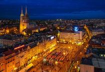 Zagreb and Blur Hour by Luis Henrique de Moraes Boucault
