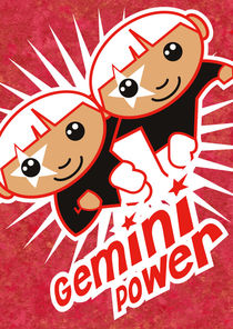 Gemini Power by Heinz Lenz