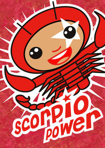 Scorpio Power by Heinz Lenz