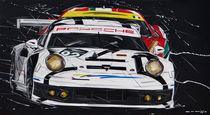 Porsche 911 by Minocom Art Gallery