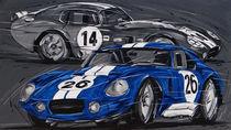 Shelby Daytona 26 von Minocom Art Gallery