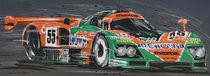 Mazda Le Mans by Minocom Art Gallery