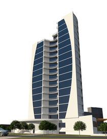 business centre concept von Ales Munt
