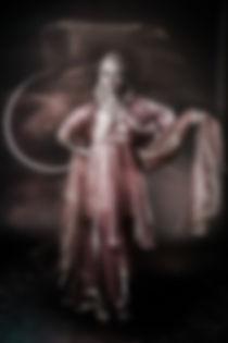 Blur or Defocus image of phantom of ballerina von Ales Munt