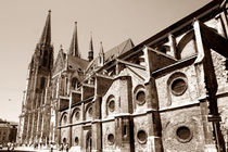 Regensburger Dom | Unesco Weltkulturerbe II von lizcollet