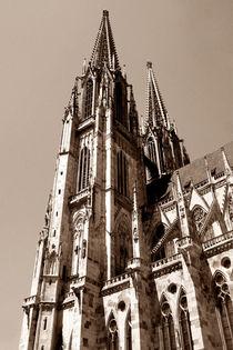 Regensburger Dom | Unesco Weltkulturerbe von lizcollet