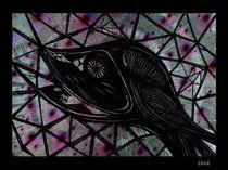 Vogel_abstrakt  von foryou
