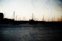 Stille im Hafen  von Bastian  Kienitz