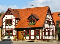 Originelles Fachwerkhaus in Röttingen von gscheffbuch