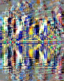 London Skyline by sylvia scotting