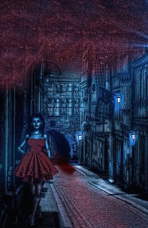 Street of blood by sylvia scotting