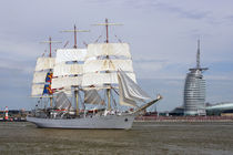 Ankunft in Bremerhaven by ir-md