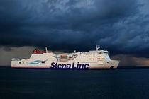 Unwetter über der Ostsee by ir-md
