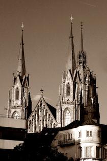 Sankt Paul in München | Paulskirche in München von lizcollet
