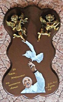 Für Frieden und Menschlichkeit von Gräfin Vroni von Burgstein