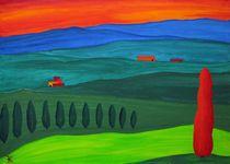 funny Landscape von Karin Fricke