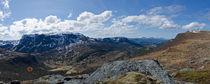 norwegian mountains von hannes-bielefeldt