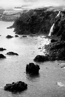 Azores coastal landscape von Gaspar Avila