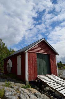 boathouse by hannes-bielefeldt