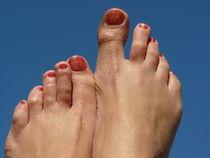 Füße im Himmel von Simone Marsig
