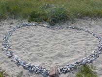 Mein Herz am Strand von Simone Marsig