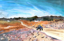 Quad Biking In Cabo De Gata by Miki de Goodaboom