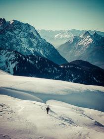 Skitour am Feldernkopf by Jochen Conrad