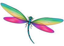 dragonfly by Maksym Syrota