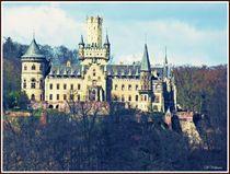 '~Castle Marienburg~' von Sandra  Vollmann