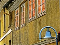 '~Facade Old Quaint~Alfeld' by Sandra Vollmann