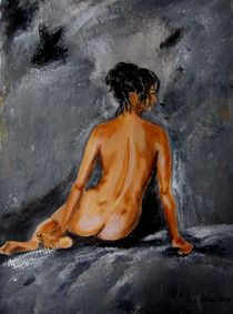 Akt by Ulrike Sallós-Sohns