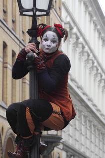 Venezianischer Karneval in Hamburg 2 by Marc Heiligenstein