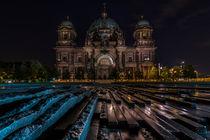 Berliner Dom  by Tommy Fischer
