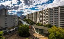 Marzahner Promenade by Tommy Fischer
