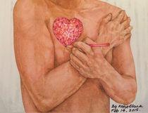 Embrace Love von Kent Chua