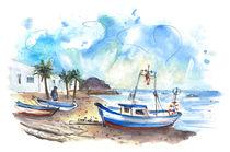 La Isleta Del Moro 01 von Miki de Goodaboom
