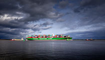 CSCL Indian Ocean von photoart-hartmann
