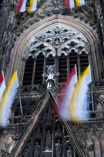 Cathedral Flags by dag