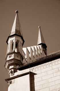 Altes Rathaus in München | Turmspitzen II von lizcollet