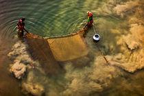 Fisherwomen von Minhajul Haque