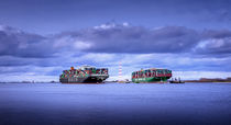 CSCL Indian Ocean II by photoart-hartmann