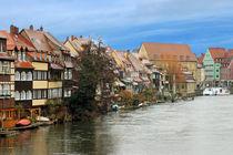 Klein Venedig - Bamberg von Marion Bönner